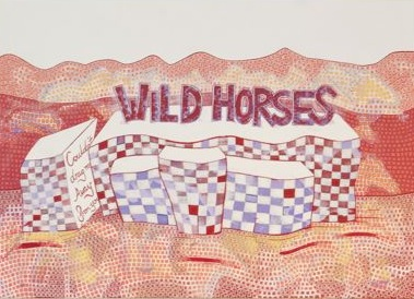 10. wild horses. 2013.