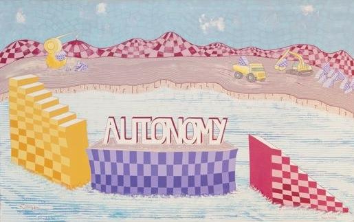 3. The Autonomy of us 2013