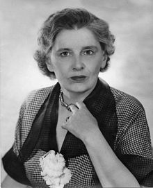 Dame Rebecca West {writer, journalist} 1892-1983