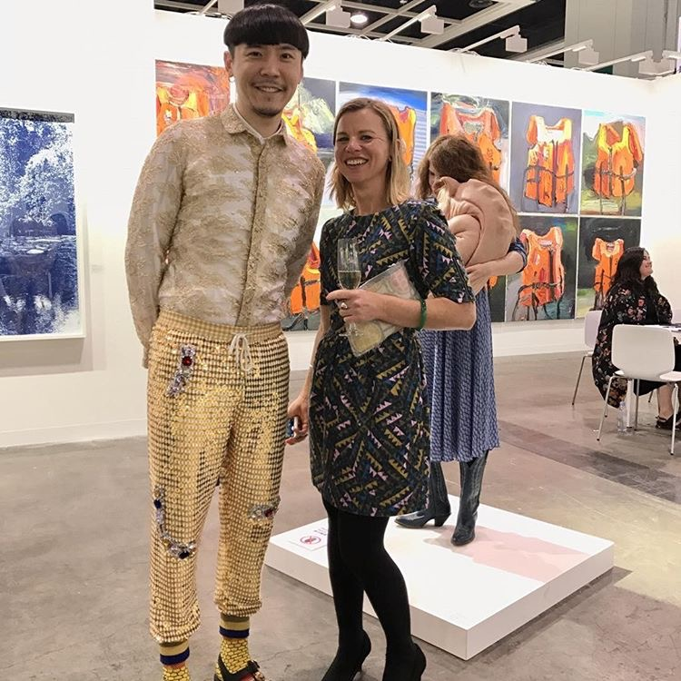 Art Basel and Art Central Art Fairs Hong Kong 2017