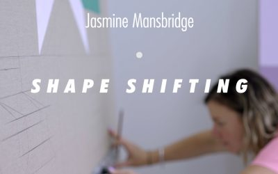 Shape Shifting Exhibition- Behind the scenes video- and Covid-19