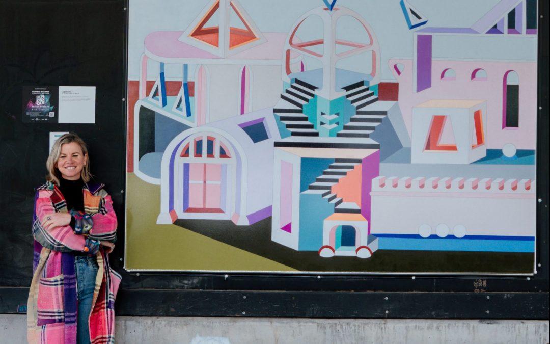 Flinders Quarter Augmented Art Walk 2021